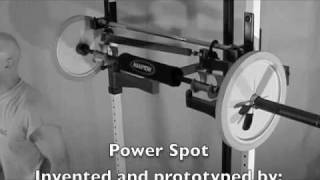 self spotting bench press machine