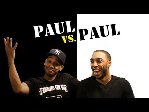 'Paul vs. Paul' Pt 1 - Prince Paul + DJ Pforreal Debate Old vs. New School