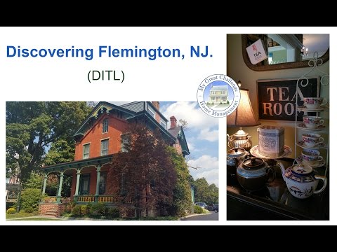 Discovering Flemington, NJ (DITL) - Part I