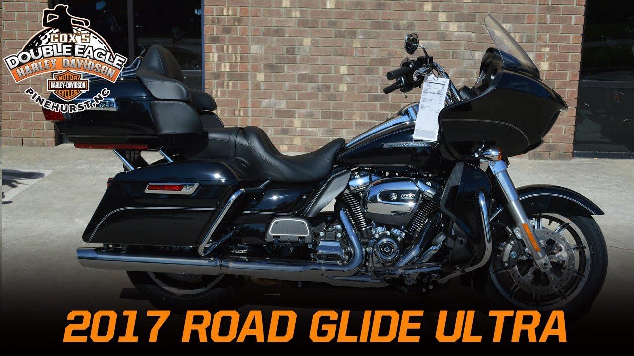 2017 Road Glide Ultra >> 2017 Harley Davidson Road Glide Ultra Fltru Vivid Black