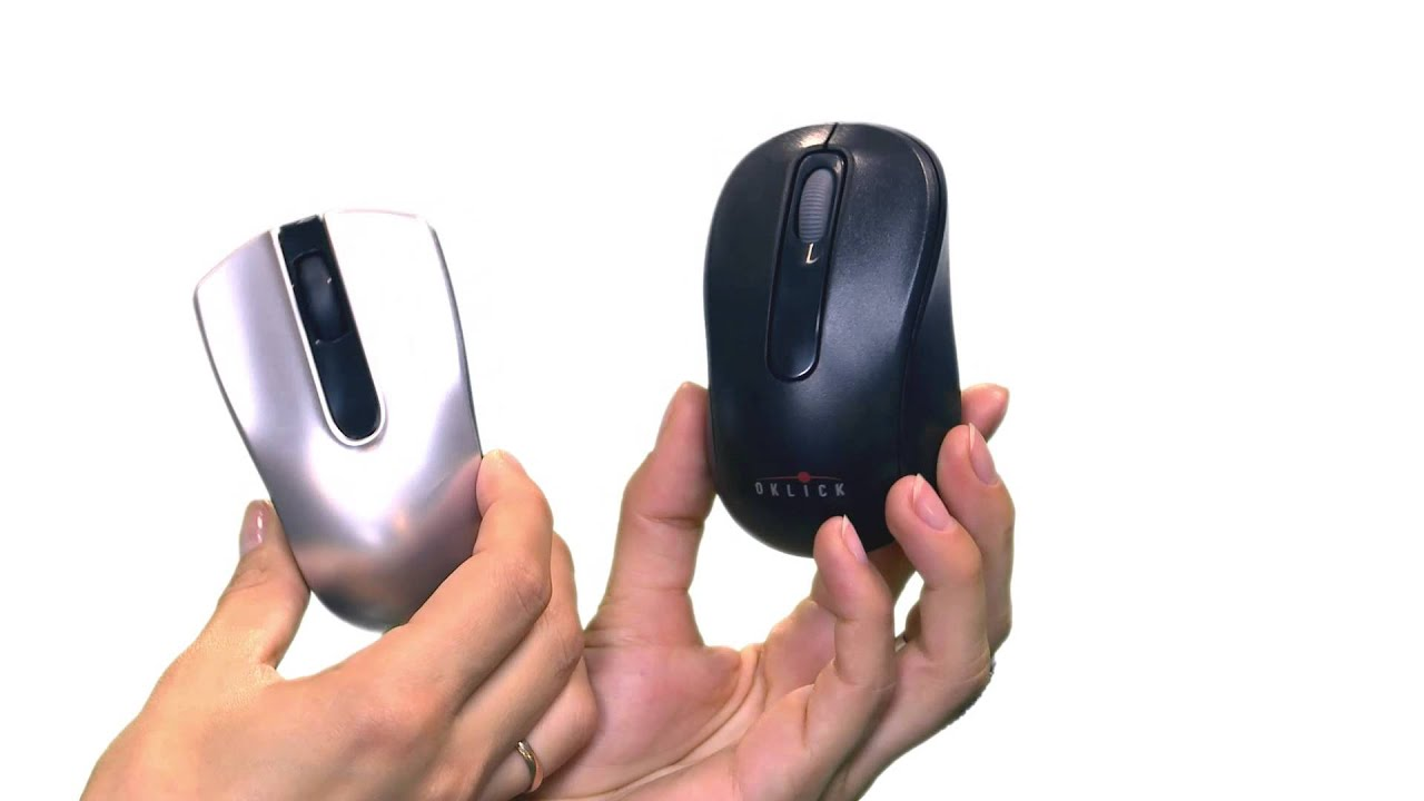 Три мышки Oklick - обзор удобных и компактных моделей