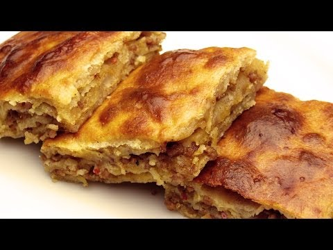 Recipe for Turkish Borek and Phyllo Pastry