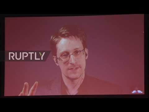 Germany: Surveillance creating a 'fundamentally unfree' society – Snowden