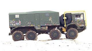 RC MAN KAT 1:10 Winter Expedition