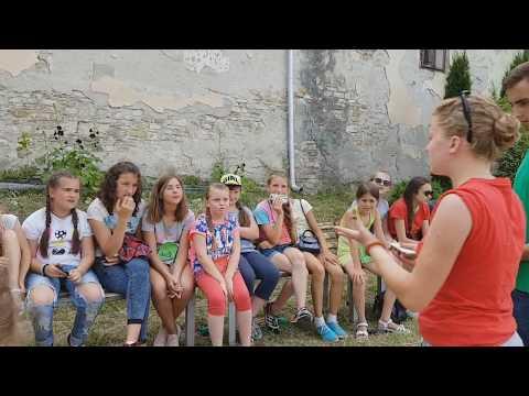 Веселі канікули з Василіянами 2017, м. Добромиль