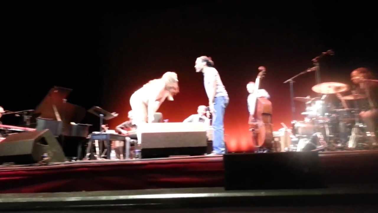 Jen Marco with Bobby McFerrin at Logan, Utah concert - Natural Woman ...