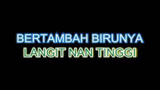 Download lagu Sudirman Balik Kung Karaoke MP3