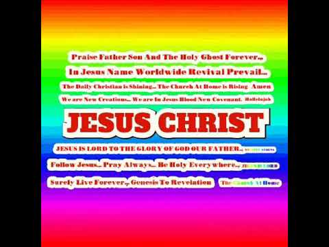 For Yours Is The Kingdom, And The Power, And The Glory! Forever! Amen! JESUS IS LORD!