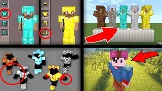 ★ Minecraft: ZIRHLAR HAKKINDA BİLMEDİĞİNİZ 10 ŞEY