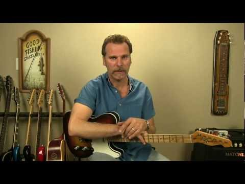 How To Use A Thumb Pick - Guitar Lesson