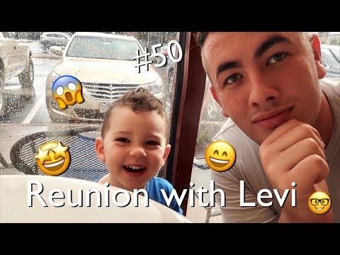 REUNION WITH MY HOSTKID LEVI   Au Pair Vlog #50   beniirom