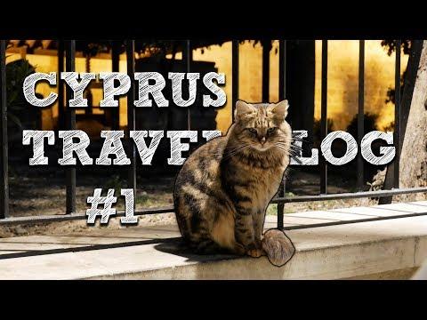 Cyprus 4K. Larnaca, Nicosia, Turkish Side.