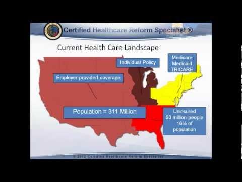 Post Electoral Healthcare Reform Update