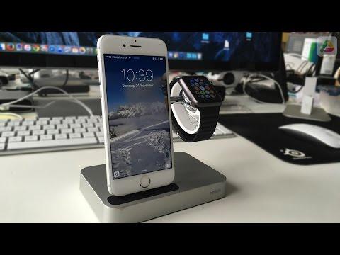 Belkin Valet Review - Charging Dock Für IPhone & Apple Watch