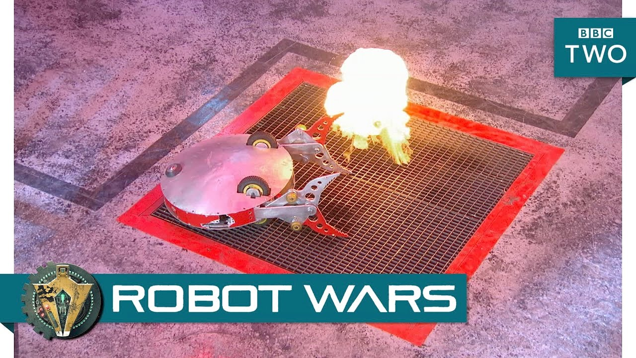 robot wars episode 4 battle recaps 2017 bbc two youtube. Black Bedroom Furniture Sets. Home Design Ideas