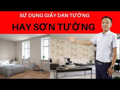 giá sơn tường nội thất