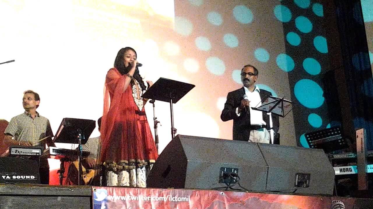 "Neela nayanangalil (from ""naalai namathey"") (full song) music."