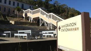Preserving Angel Island's Role in U.S. Immigration History