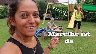 Mareike Spaleck von The Biggest Loser kommt zu Besuch - Vlog#982 Rosislife