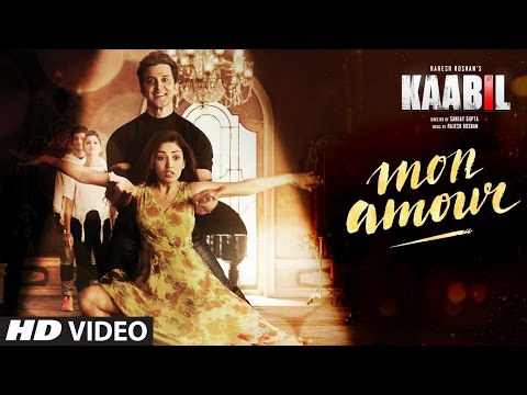 Mon Amour Song (Video) | Kaabil | Hrithik...