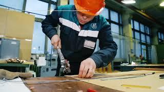 Профессия: слесарь по выводам и обмоткам электрических машин