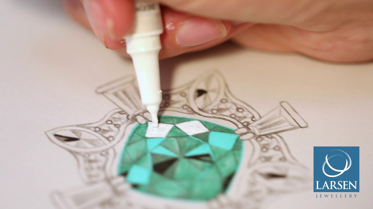 The Exciting Process of Fine Jewellery Design
