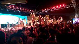 Raftaar live concerts   TIT collage Bhopal   Raftaar live performance