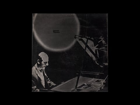 Lennie Tristano - Lennie Tristano (1971) full album