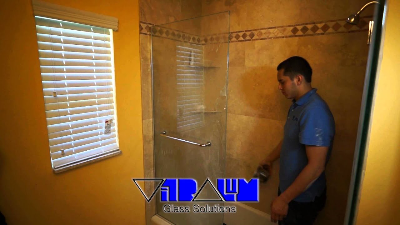 Vitralum Glass Solutions How To Clean Shower Enclosures How To