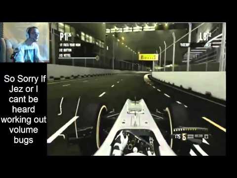 F1 2011 - I WILL STAY 1st