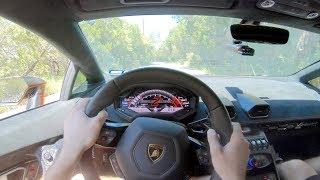 Lamborghini Huracan Performante POV Drive
