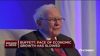 Warren Buffett On Economy & Inverted Yield Curve