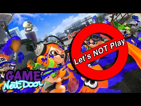 Let's NOT Play : Splatoon, la cible et le prix