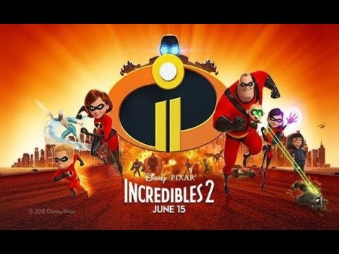 It's about Time!  Incredibles 2 2018 Movie  aka After I Saw