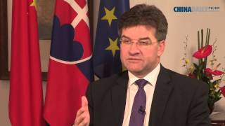 Slovakia eyes on deeper cooperation with China