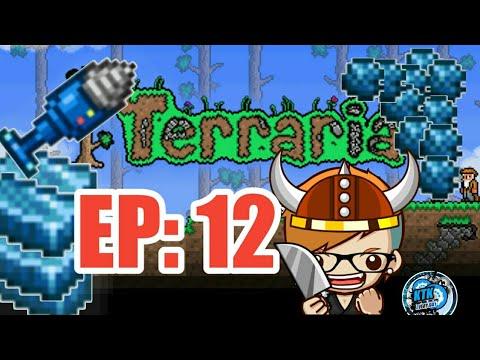 »» Terraria : ep›12 : เปิดแร่ใหม่ และ หาแร่ Cobalt
