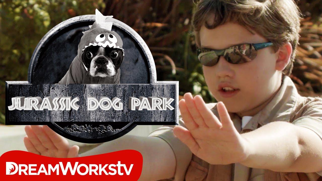 Download Jurassic Dog Park | TRAILER PARODY