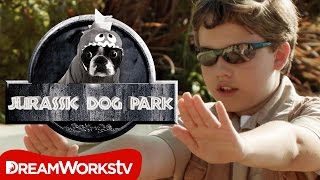 This Video Is Unavailable.     Jurassic Dog Park | Trailer Parody