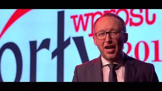 Prezes Piotr Popiński - Dom Wódki/Muzeum Wódki