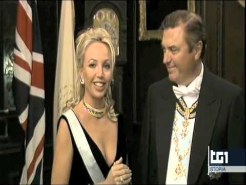 Constantinian Order 2011 - Duke of Castro awarded Freedom of the City of London