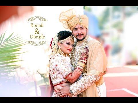 WEDDING HIGHLIGHT   RONAK WEDS DIMPLE   GUJARATI WEDDING   2019   BOOK OUR PHOTOGRAPHER