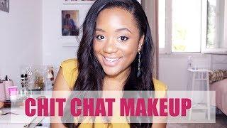 Voici mon premier Chit Chat Makeup ! J'y parle de Jalousie, des rés...