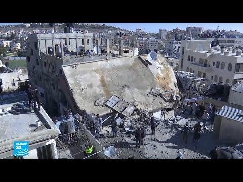 هدم منزل فلسطيني اتهم بقتل جندي إسرائيلي بواسطة -حجر ضخم-  - نشر قبل 60 دقيقة