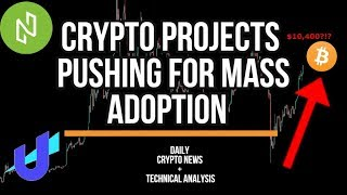 THE TOP 2 CRYPTO PROJECTS WITH THE BEST USE CASES