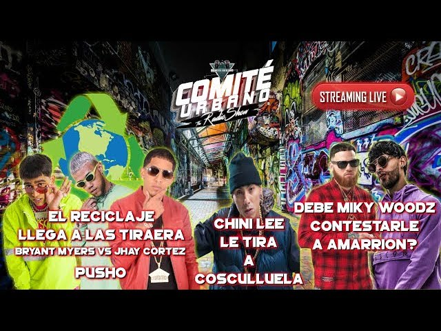 BRYANT MYERS Vs JHAY CORTEZ | CHINI LEE Le Tira a COSCU | Debe MIKY WOODZ Contestarle a AMARRION