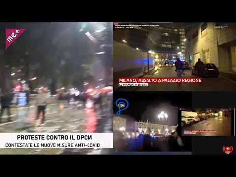 ? LIVE: PROTESTE DA TUTTA ITALIA