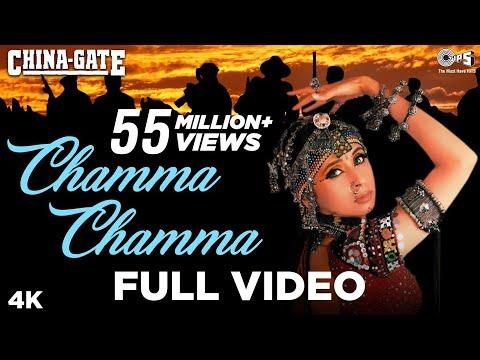 Chamma Chamma Baaje Re - China Gate I Urmila Matondkar I Sapna Awasthi & Anu Malik