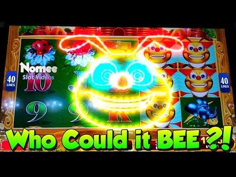 ★WE ALL BEE WINNING!!★ LUCKY HONEYCOMB Twin Fever Slot Machine - Long Play and Neighbors BIG WINS!🤑🎰