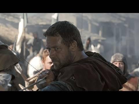 Image result for official trailer Robin Hood 2010