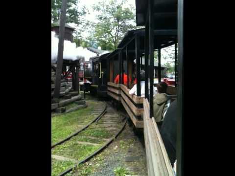 Pioneer Train And Coal Mine In Ashland PA